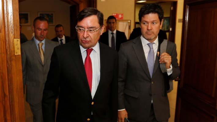 """Senado inicia sesión por acusación constitucional a Guevara: Quintana (PPD) dice que resultado """"es bastante incierto"""""""