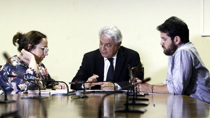 Diputados piden que senadores de oposición estén presentes para acusación constitucional contra intendente Guevara