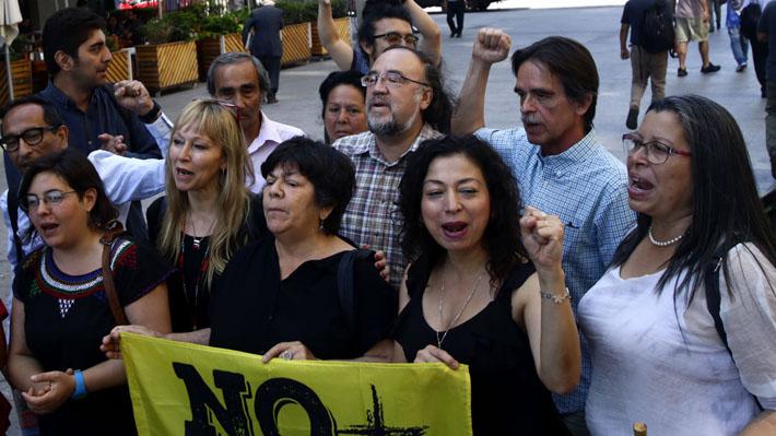 """Mesa de Unidad Social apoyará el Apruebo en el Plebiscito de abril y llama a marcar el voto con """"AC"""""""