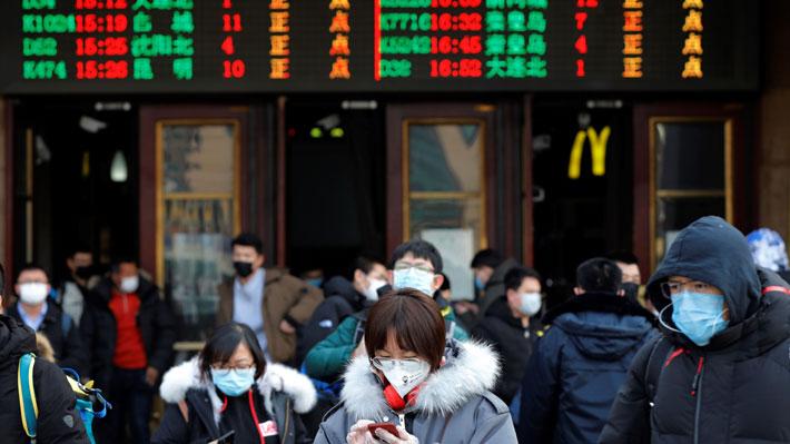 China evalúa recortar meta de crecimiento del 2020 a alrededor de 6% como medida para enfrentar coronavirus