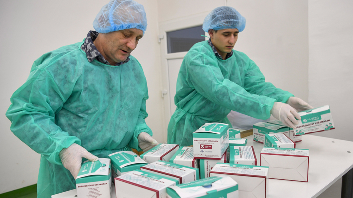 Gobierno brasileño decreta estado de emergencia para evitar la propagación del coronavirus en el país