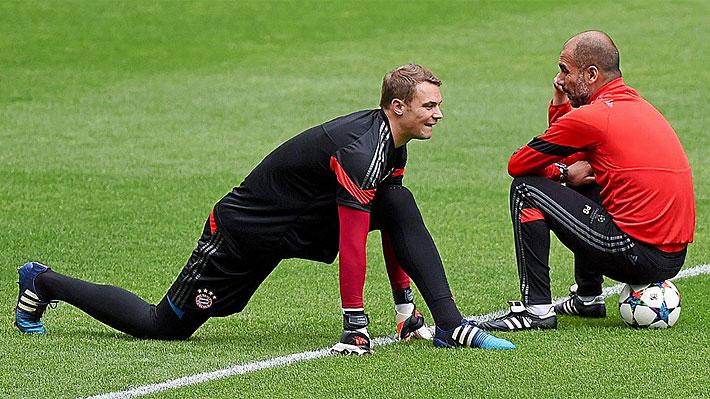 """Desclasifican la """"locura"""" que quiso hacer Guardiola en el Bayern y que el club le impidió"""