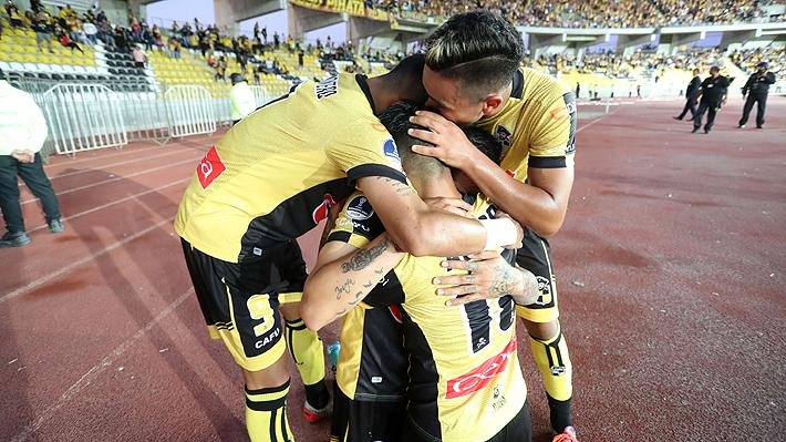 Fiesta pirata: Coquimbo golea a Aragua en su debut en Copa Sudamericana y pone un pie en la siguiente fase