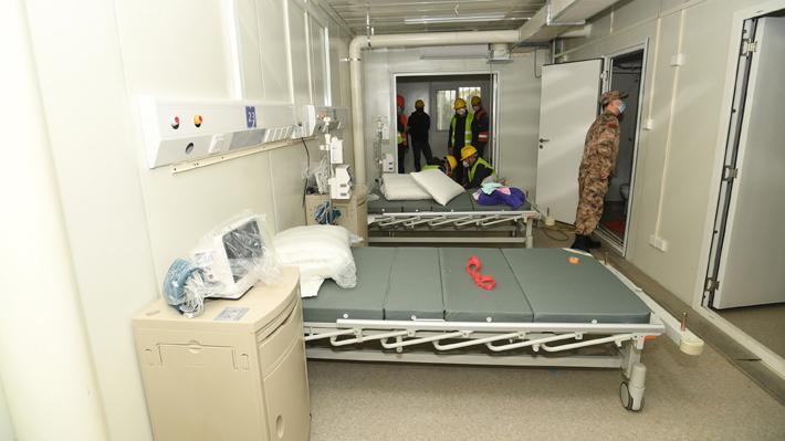 Con hospitales provisionales, Wuhan espera contar con más de 10.000 camas y así hacer frente al coronavirus