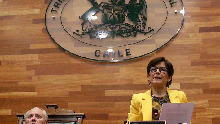 """Presidenta del TC dice que """"no le teme"""" al proceso constituyente, pero advierte de las sobreexpectativas que se pueden generar"""