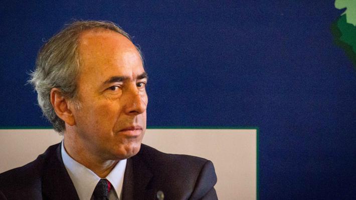 Las definiciones de Ricardo Mewes, el ex líder del comercio que se confirma como candidato para presidir la CPC