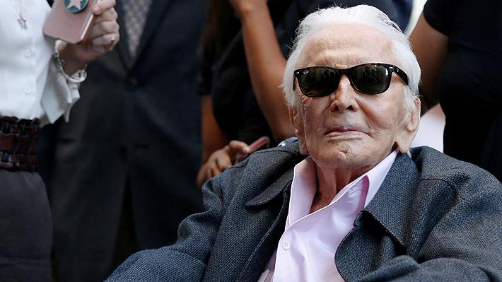 Celebridades de Hollywood lamentan la pérdida de Kirk Douglas, el último ícono de la edad dorada del cine