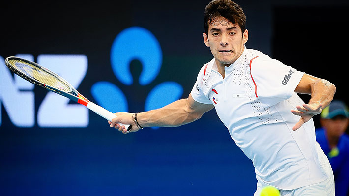 Garin avanzó a los 4.os de final del ATP de Córdoba tras barrer con el húngaro Balazs