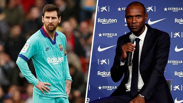 Los detalles de las reuniones con que Barcelona buscó la paz tras la polémica Messi- Abidal