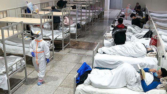 China abre un nuevo hospital con 1.500 camas para combatir el coronavirus