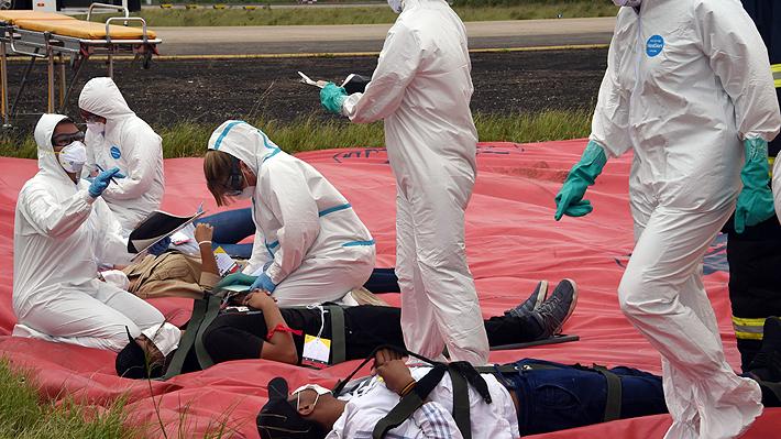 Autoridades chinas elevan a 636 el número de muertos por coronavirus y a más de 31 mil los casos de contagios