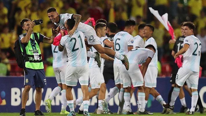 Argentina se consagra campeón del Preolímpico tras vencer a Colombia y se queda con el primer boleto a Tokio 2020