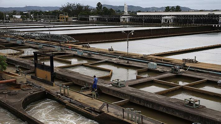 La crisis de agua potable que preocupa a Río de Janeiro en la previa del carnaval