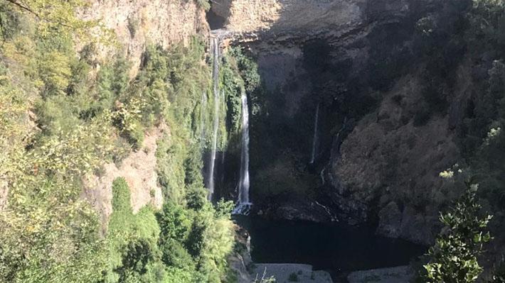 Conaf cierra sectores de áreas protegidas en la región del Maule por la falta de agua