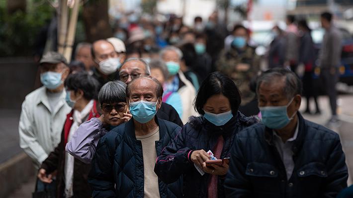 OMS acusa que equipamiento de protección para el coronavirus ha comenzado a escasear en medio de la emergencia