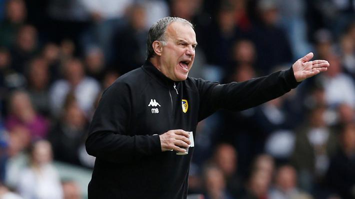 El Leeds de Bielsa vuelve a caer y sigue perdiendo ventaja en la parte alta de la tabla del ascenso inglés