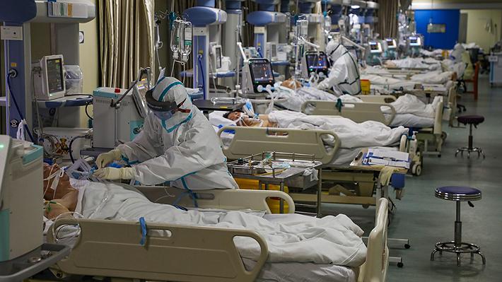 Número de muertes por el coronavirus ya supera las del SARS y alcanza más 800 víctimas en China