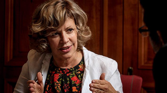 """Presidenta del CNTV: """"Esta franja puede ser usada para recomponer la relación entre la sociedad civil y los partidos"""""""