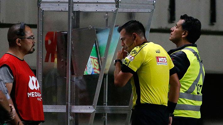 Las polémicas del VAR que se registraron el fin de semana en el fútbol chileno y las quejas que han surgido por su implementación