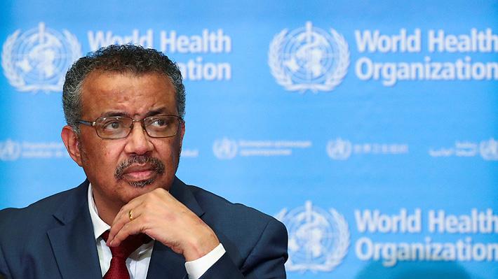 """OMS advierte que transmisión del coronavirus fuera de China puede ser """"la punta del iceberg"""""""