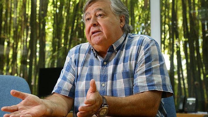 """Ernesto Belloni sobre pifias que recibió en Iquique: """"Antes de salir ya había una reprobación a que yo estuviera"""""""