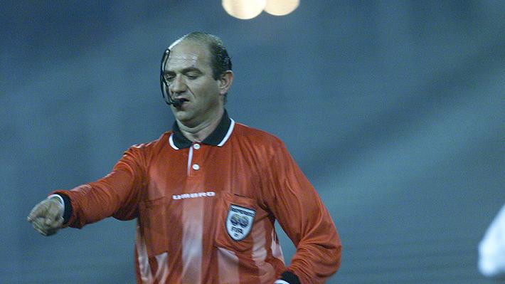 Fallece a los 56 años el ex árbitro FIFA Rubén Selmán debido a un paro cardíaco