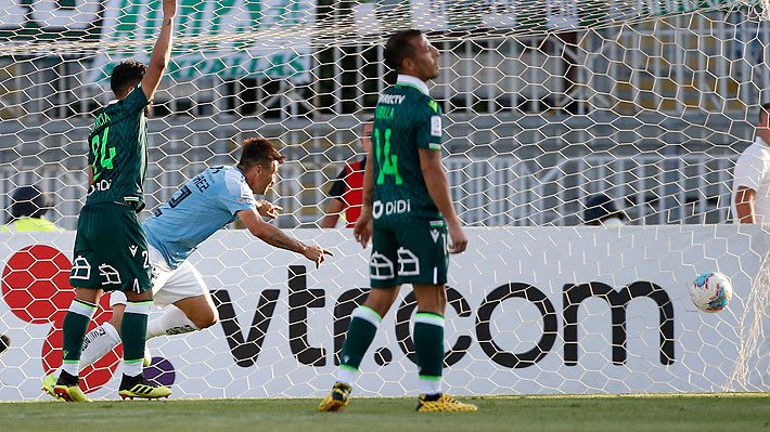 O'Higgins superó a Wanderers con un doblete de Roberto Gutiérrez y sumó su primera victoria en el Torneo