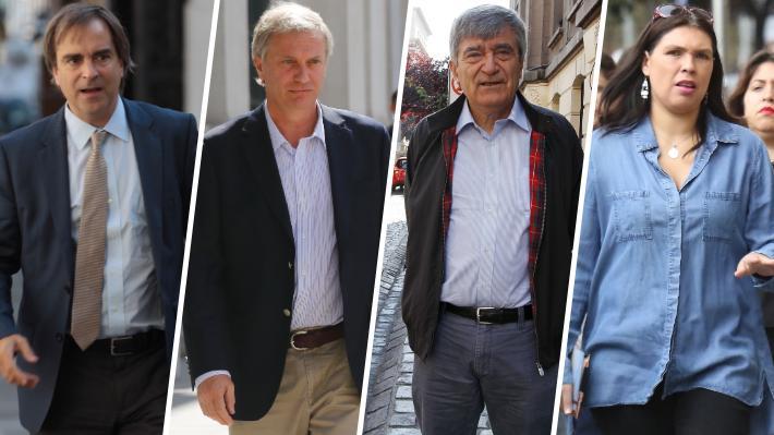 Plebiscito: Cuatro polémicas surgidas tras las inscripciones de los partidos en el CNTV para la franja electoral