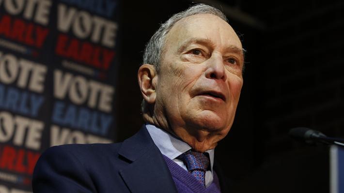 ¿Por qué Bloomberg no aparece en la papeleta de las primeras primarias demócratas?: La apuesta electoral del multimillonario