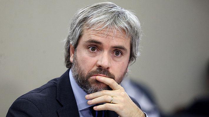 """Caso de presuntas coimas en el MOP: Blumel defiende a Palacios y asegura que """"ha actuado en forma seria y proactiva"""""""