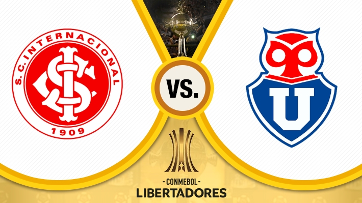 Reviva la derrota de la U ante Inter en la Libertadores