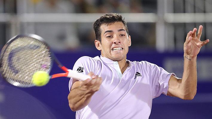 """Garin justifica la decisión de bajarse del ATP de Buenos Aires: """"No me sentía en condiciones para jugar"""""""