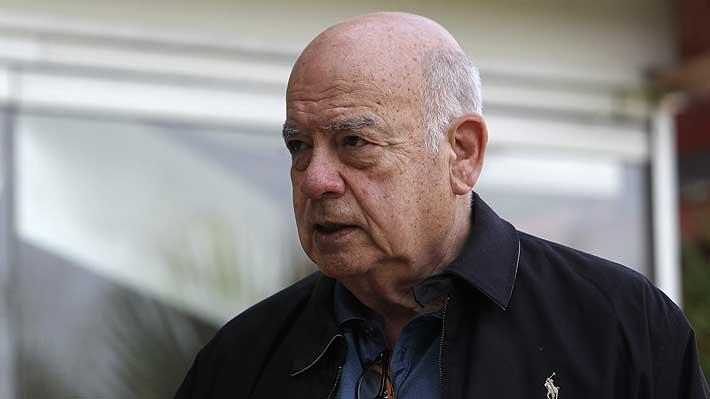 """Insulza responde a críticas por ausencia en acusación contra Guevara y llama al PS a sostener una """"discusión de fondo"""""""