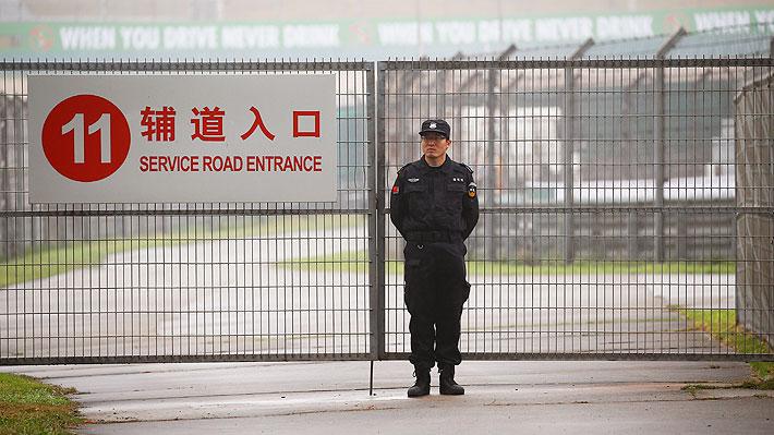 Fórmula Uno: El Gran Premio de China se pospone sin nueva fecha por el coronavirus
