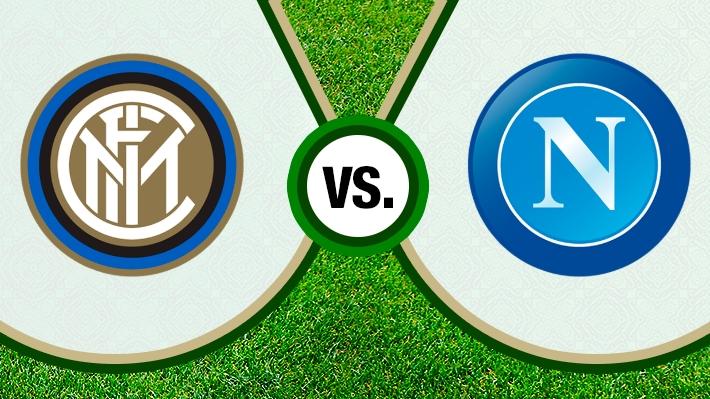 Repase la derrota del Inter ante Napoli en la Copa Italia con Alexis sólo jugando la recta final
