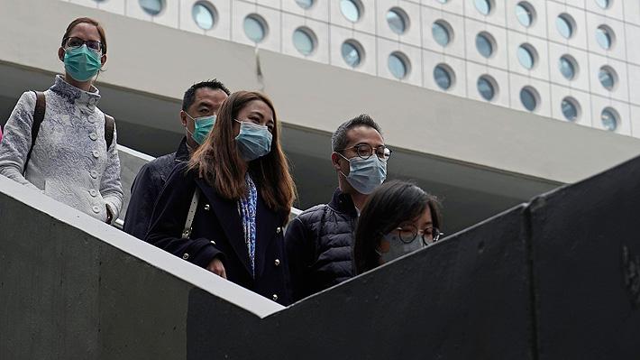El efecto del coronavirus en Hong Kong: Protestas disminuyen aunque crece el descontento