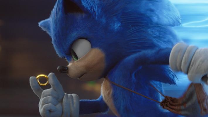 """""""Sonic, la película"""", una divertida adaptación del videojuego que estuvo a tiempo para retocar el aspecto del veloz erizo"""