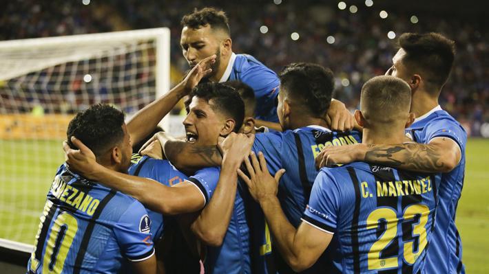 Huachipato vence con lo justo a Deportivo Pasto en su debut en Copa Sudamericana y ya sueña con la segunda ronda