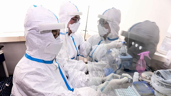 Casos de coronavirus se disparan: Confirman más de 14 mil nuevos contagiados y 1.310 muertos en China