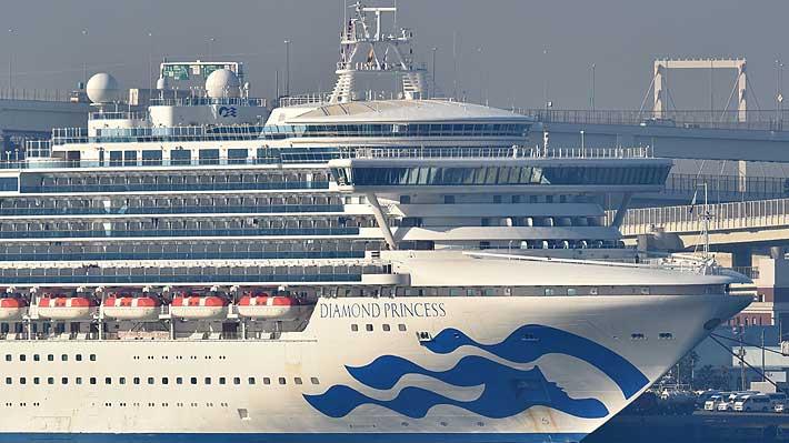 Japón reporta 44 contagios más de coronavirus en crucero y dejará bajar a ciertos negativos