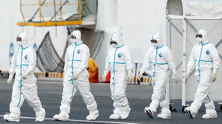 Confirman el primer fallecimiento en Japón a causa del coronavirus