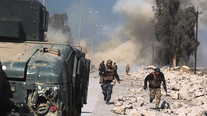 Reportan ataque con cohetes contra base militar en Irak que alberga tropas de EE.UU.