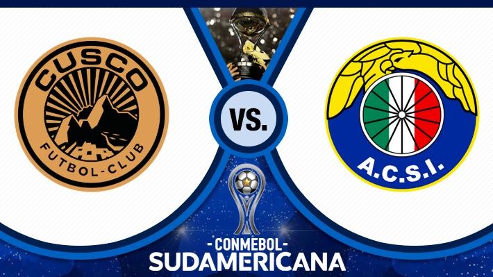 Mira cómo fue la derrota de Audax ante Cusco por la Copa Sudamericana