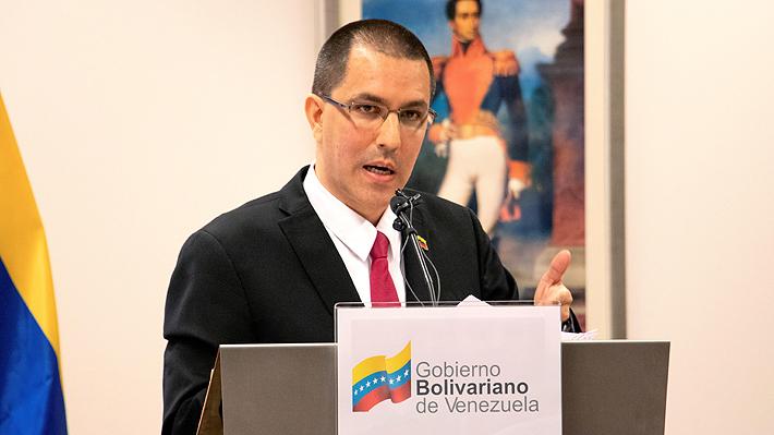 """Venezuela denuncia ante La Haya las sanciones de EE.UU. en su contra y acusa que son """"crímenes de lesa humanidad"""""""