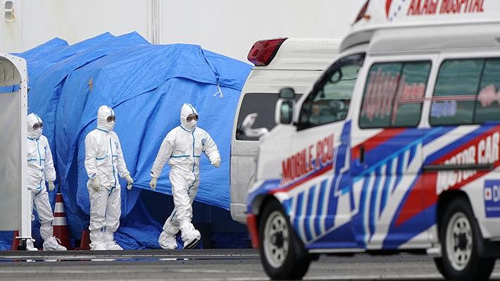 Muertes por coronavirus siguen al alza y alcanzan las 1.380 víctimas en China: Van 63 mil infectados