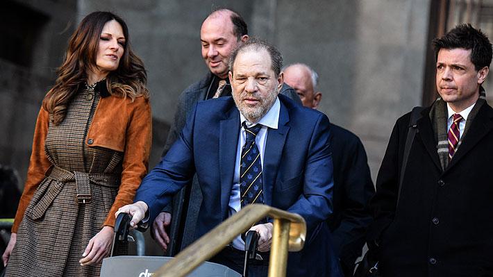 """Fiscales presentan sus argumentos finales contra Harvey Weinstein: """"Aquí no hay límites confusos. Esto es un crimen"""""""