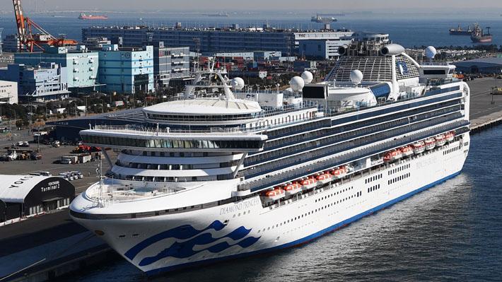 Estados Unidos evacuará a sus ciudadanos que se encuentran a bordo del crucero en cuarentena en Japón
