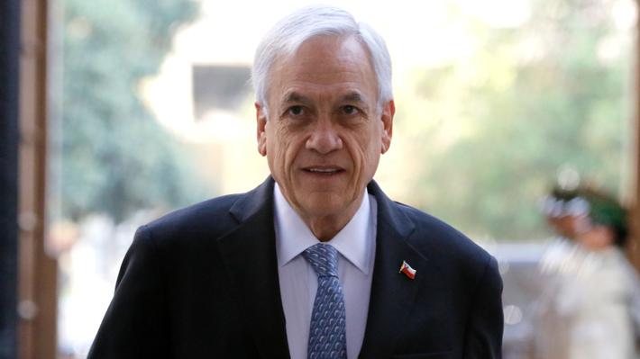 """Presidente Piñera tras dichos de Bolivia sobre río Silala: """"Nos permite avanzar hacia un uso racional de sus aguas"""""""
