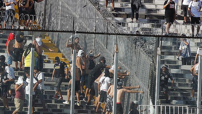 """Colo Colo emite duro comunicado tras vergonzosa jornada: """"A los culpables se les prohibirá de por vida el ingreso al estadio"""""""