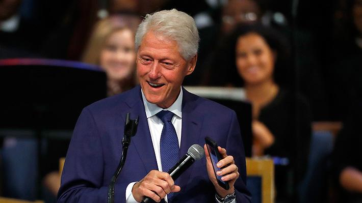 Ex Presidente Clinton afirma que no apoyará a ningún candidato en las primarias demócratas de EE.UU.